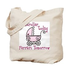 Stroller Today Tote Bag
