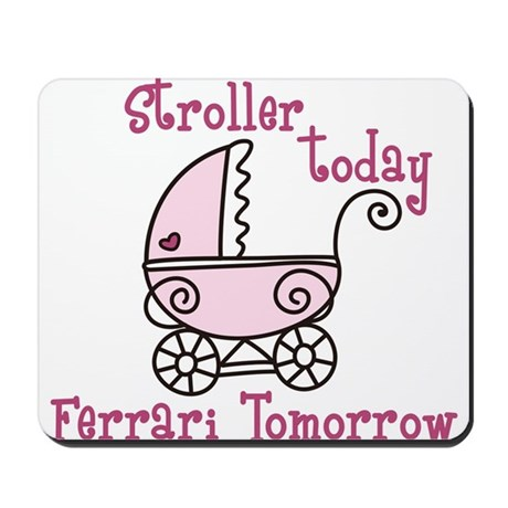 Stroller Today Mousepad