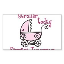 Stroller Today Decal