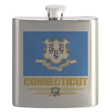 Connecticut (Flag 10).png Flask