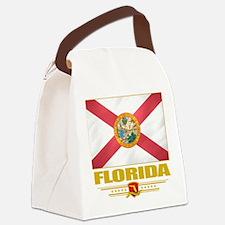 Florida (Flag 10).png Canvas Lunch Bag