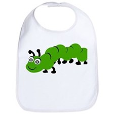 Caterpillar Bib