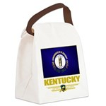 Kentucky (Flag 10).png Canvas Lunch Bag