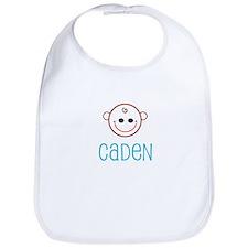 Caden - Baby Face Bib