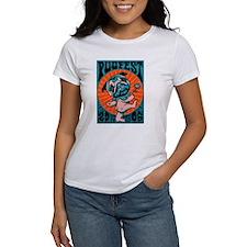 PUGFEST 2006 blue-logo Ash Grey T-Shirt T-Shirt