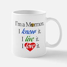 I'm a Mormon Mug