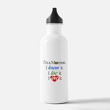 I'm a Mormon Water Bottle