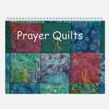 Unique Quilters Wall Calendar