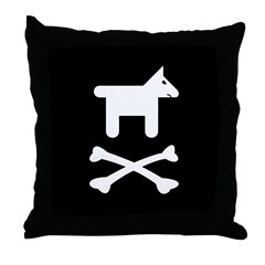 Doggie Style Modern Jolly Roger Dog Toy