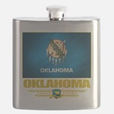 Oklahoma (Flag 10).png Flask