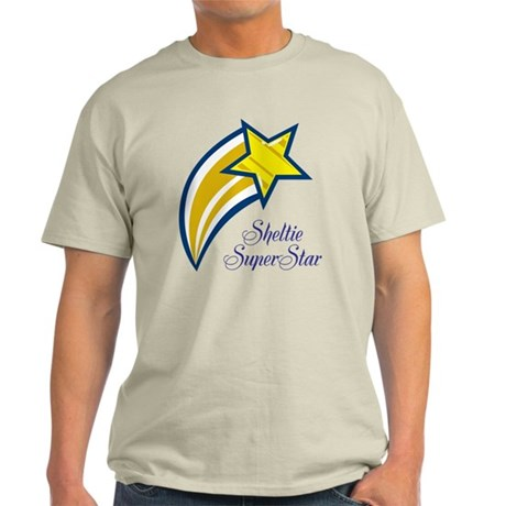 Sheltie SuperStar T-Shirt