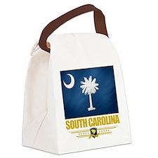 South Carolina (Flag 10).png Canvas Lunch Bag
