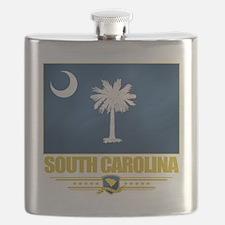 South Carolina (Flag 10).png Flask