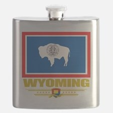 Wyoming (Flag 10).png Flask