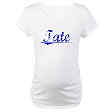 Tate, Blue, Aged Shirt