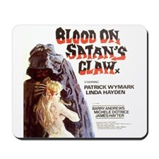 Blood on Satans Claw Mousepad