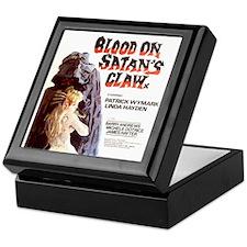Blood on Satans Claw Keepsake Box