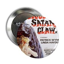 "Blood on Satans Claw 2.25"" Button"