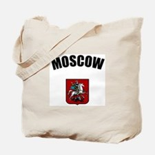Moscow Coat of Arms Tote Bag