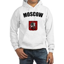 Moscow Coat of Arms Hoodie