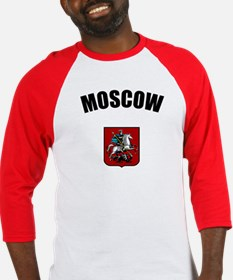 Moscow Coat of Arms Baseball Jersey