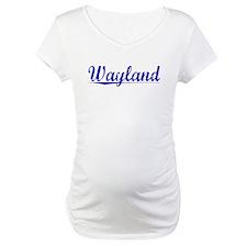 Wayland, Blue, Aged Shirt