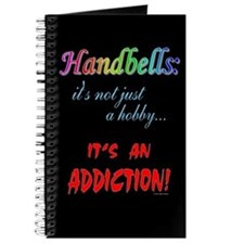 Handbell Addiction Black Journal