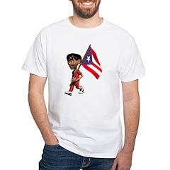 3D Puerto Rico Shirt