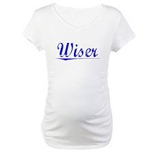 Wiser, Blue, Aged Shirt