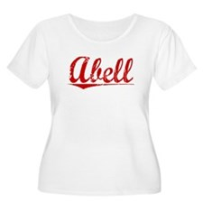Abell, Vintage Red T-Shirt