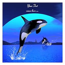 Orca Invitations