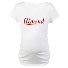 Almond, Vintage Red Shirt