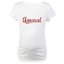 Amaral, Vintage Red Shirt