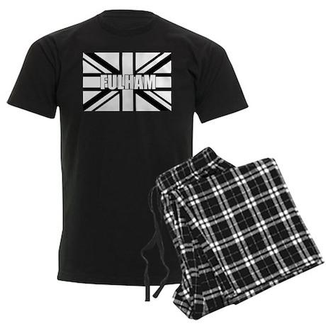 Fulham West London Men's Dark Pajamas