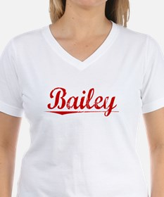Bailey, Vintage Red Shirt