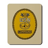 Command master chief Classic Mousepad