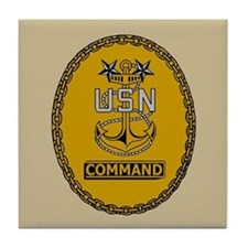 Command Master Chief<BR> Tile Coaster 3