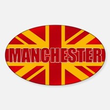 Manchester England Decal