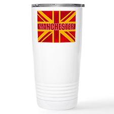 Manchester England Travel Mug