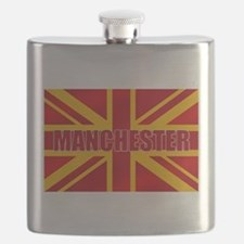 Manchester England Flask