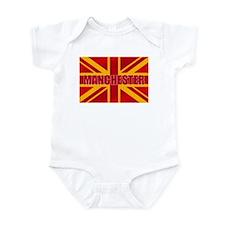 Manchester England Infant Bodysuit