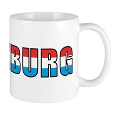 Luxembourg (German) Mug