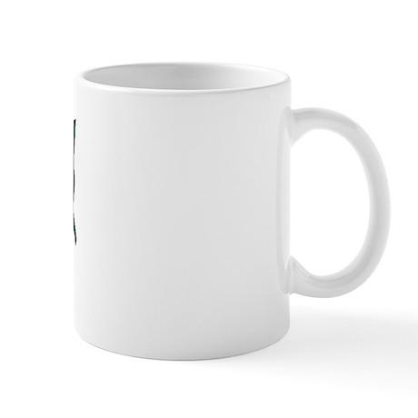 Nigerian flag Mug