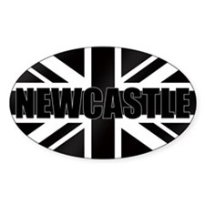 Newcastle England Decal