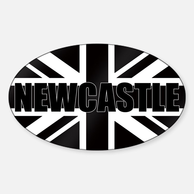 Newcastle England Decal