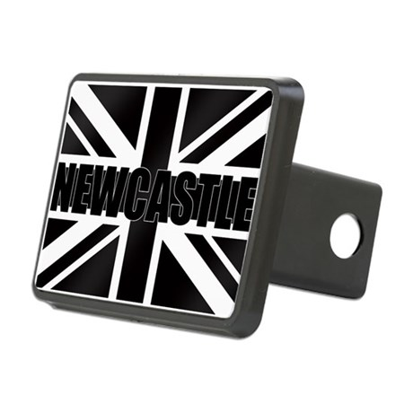 Newcastle England Rectangular Hitch Cover