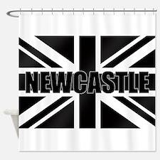 Newcastle England Shower Curtain