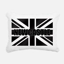 Newcastle England Rectangular Canvas Pillow