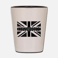Newcastle England Shot Glass