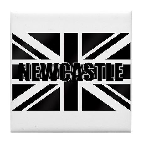 Newcastle England Tile Coaster